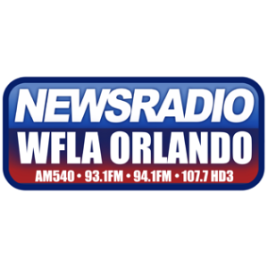 Newsradio 93.1 WFLA Logo